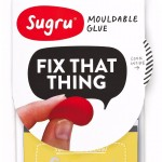 Fix anything with Sugru, the wonder glue?