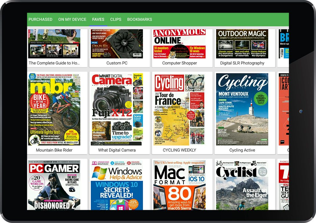 The best unlimited magazine service – Readly or Magzter?