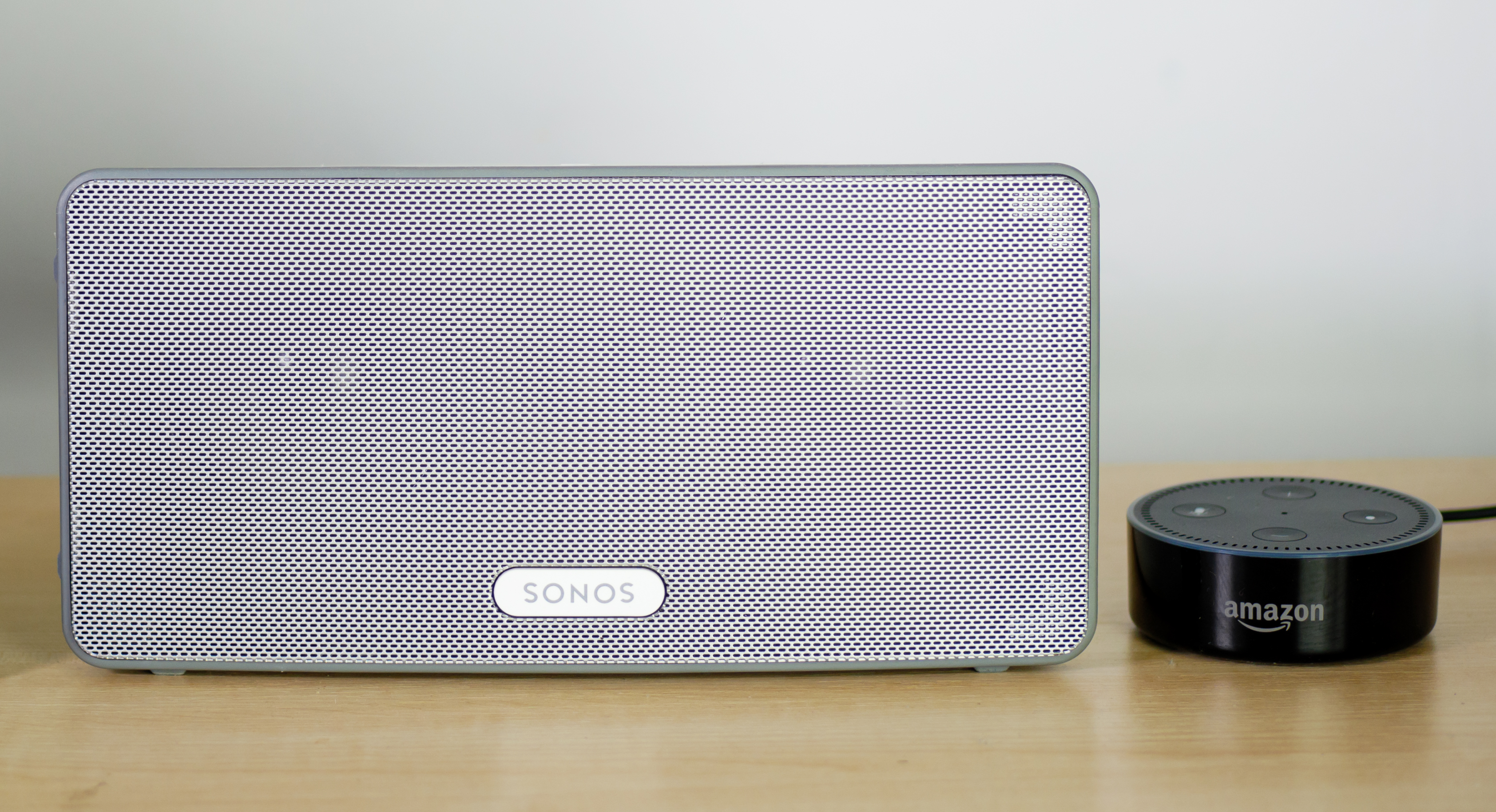 how to connect amazon echo speaker to sonos system