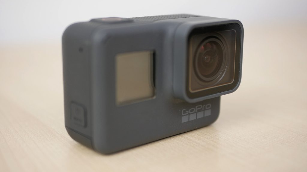 GoPro Hero 5 Black without frame