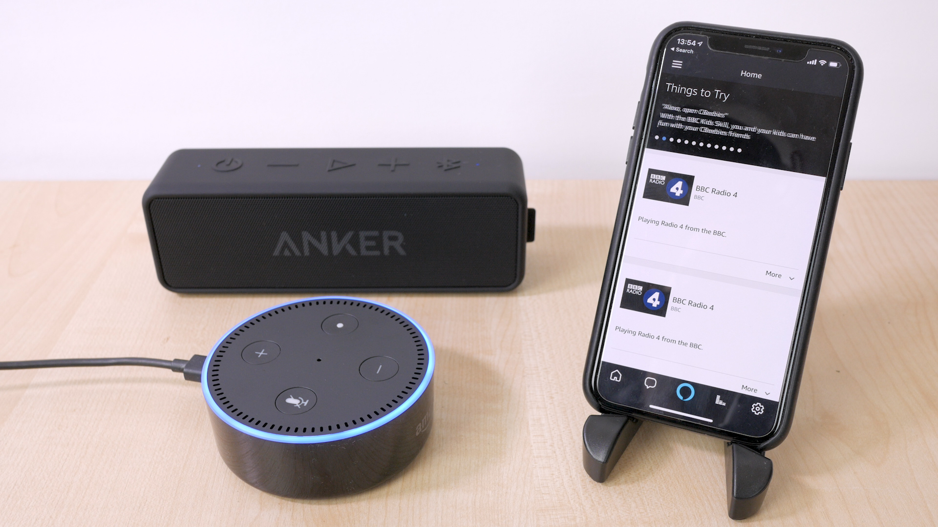 Anker Soundcore 2 Bluetooth Speaker Review Is This The Best Budget A3105011 Paired With An Echo Dot Via