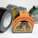 The best duct tape – Duck, Gorilla, 3M or something else?