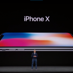 New iPhone X
