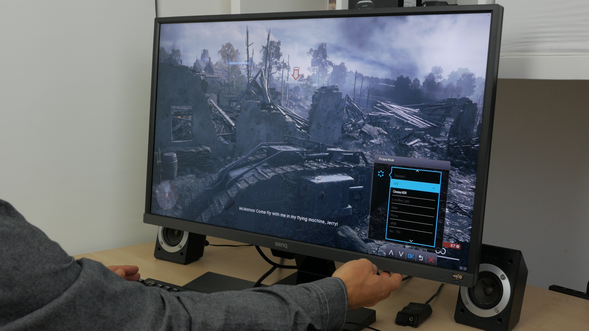 BenQ EW3270U monitor review  Is this the best value 32″, 4K, HDR