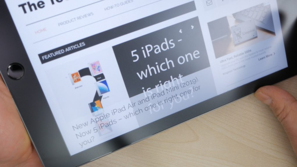 PaperLike matte screen protector review for the iPad  Versus