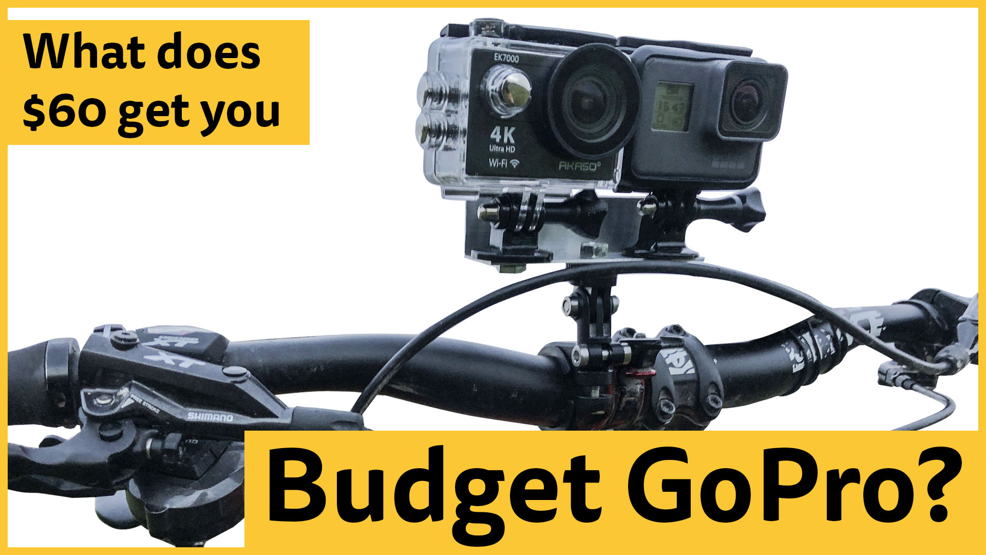 Akaso EK7000 4K Action Camera Review | Budget GoPro