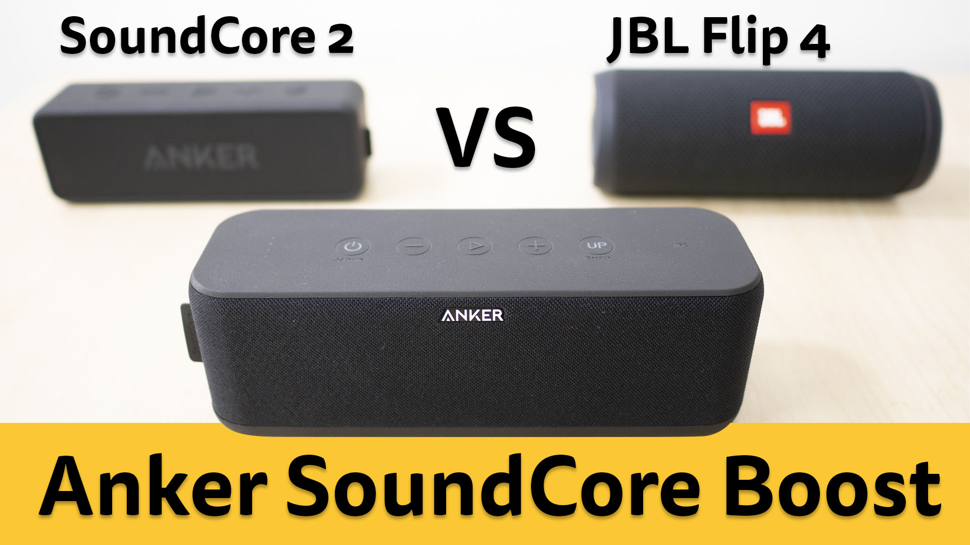Anker SoundCore Boost review | Best budget portable