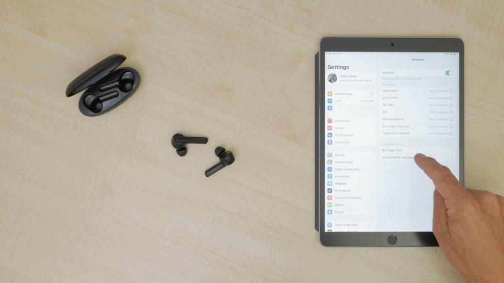 SoundPeats TrueCapsule True Wireless   Best budget TWS