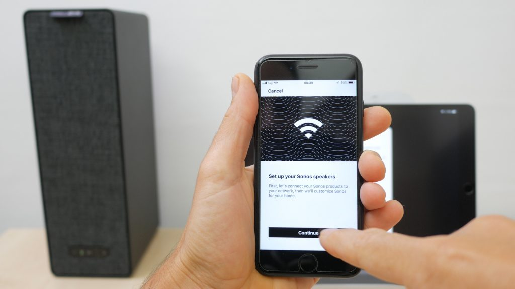 how to test iphone speaker without service