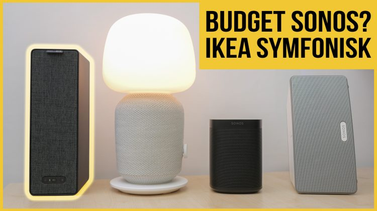 Ikea Symfonisk wireless bookshelf speaker review. Sonos on a budget?