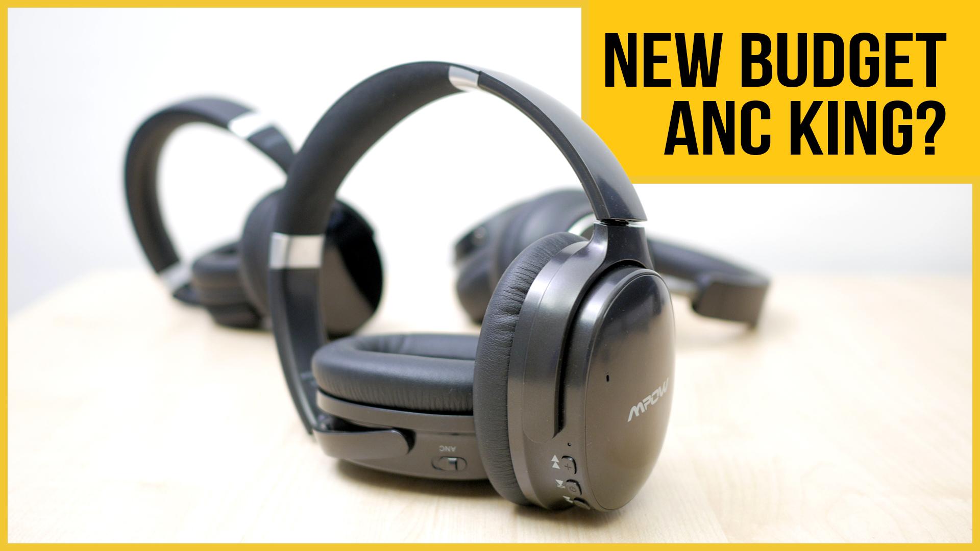 Mpow H10 Active Noise Cancelling Anc Wireless Headphones Review Vs H5 Vs Taotronics Bh046
