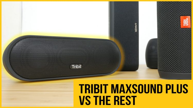 Tribit MaxSound Plus Bluetooth speaker review | Half the price of JBL Flip 4 | How does it compare?