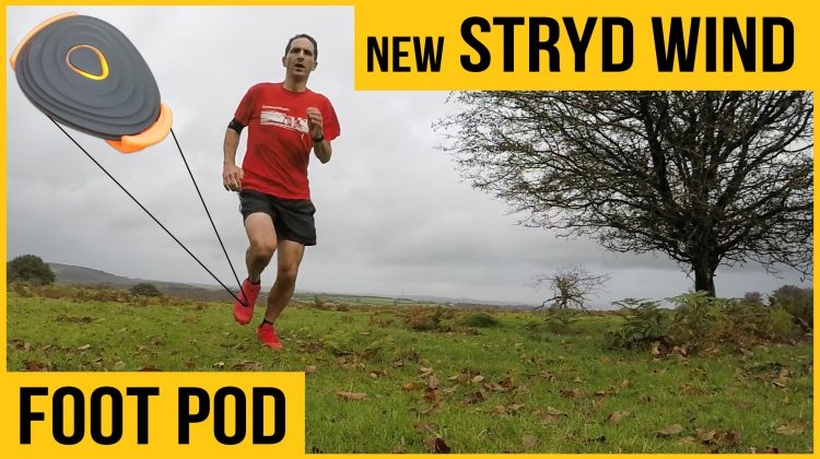 New Stryd foot pod running power meter with wind measurement review | Long term Stryd update