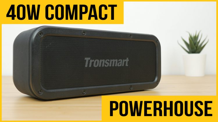 Tronsmart Force 40W review | Bluetooth speaker | vs JBL Flip 4, Soundcore Boost, Tribit MaxSound Plus