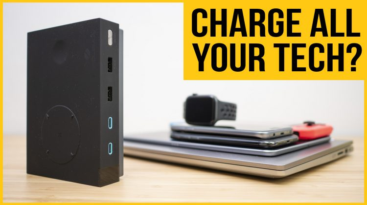 ZeroLemon 135W Extreme Charge Station review | Fast charge 6 devices at once inc a MacBook Pro, iPad Pro and an Apple Watch. And your AirPods, Galaxy Buds or smartphone wirelessly at the same time …