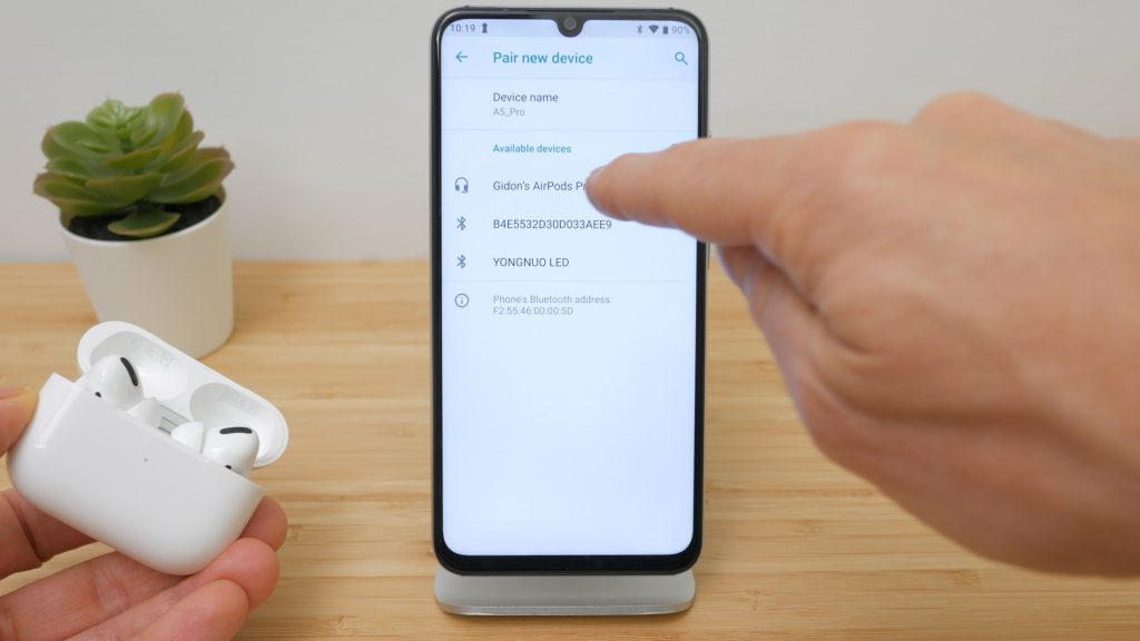 AirPods Disconnecting From iPhone