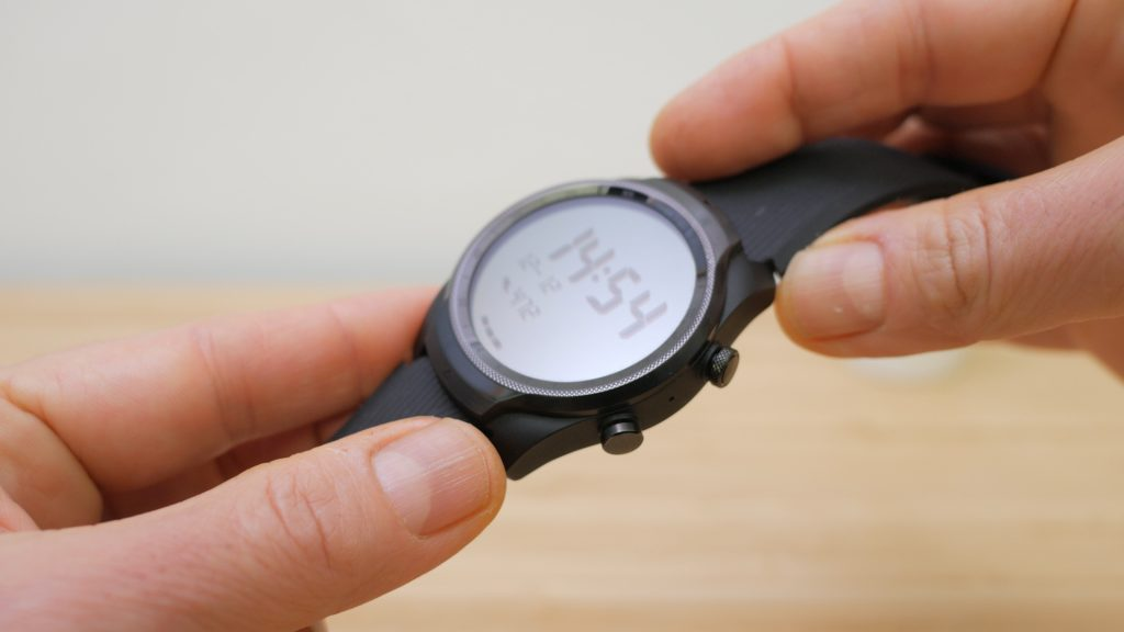 A new TicWatch Pro with added 4G looks