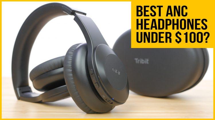 Tribit QuietPlus Active Noise Cancelling (ANC) wireless headphones review