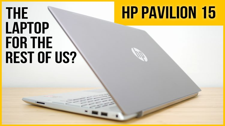 HP Pavilion 15 review | The perfect student or all-round laptop?