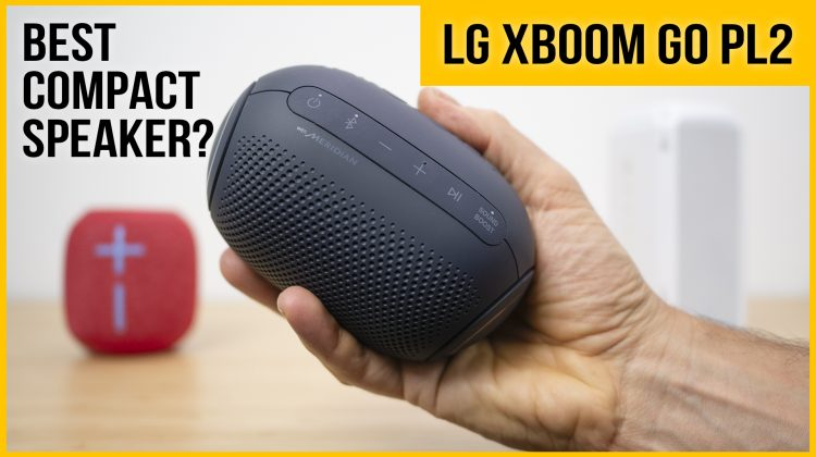 LG XBOOM Go PL2 review | vs Ultimate Ears Wonderboom 2, LG PK3, Anker Soundcore 2, Tronsmart T6 Mini