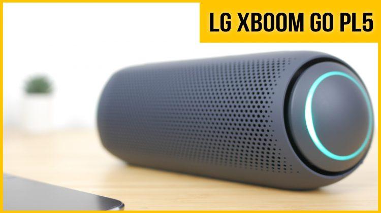 LG XBOOM Go PL5 review | vs LG PL5, PL7, PK5, Anker Soundcore Boost, & JBL Flip 4