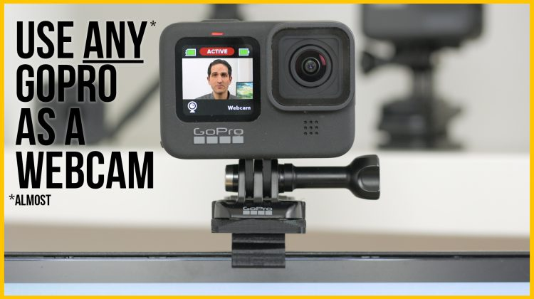 Use any GoPro as a webcam | GoPro webcam mode vs cheap capture card vs wireless | Free to $10