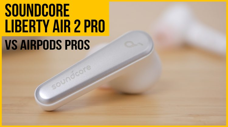 Soundcore Liberty Air 2 Pro Review | ANC & excellent call quality | Inc sound, ANC, mic tests