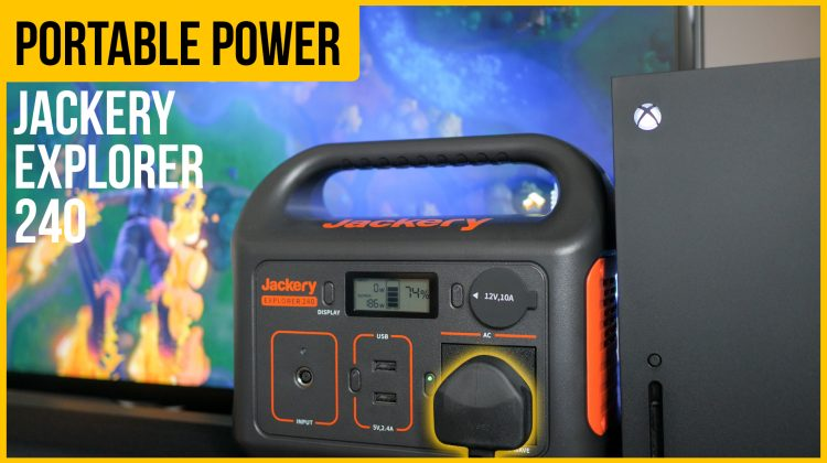 Jackery Portable Power Station Explorer 240 review