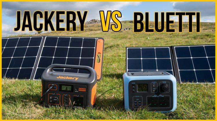 Jackery Explorer 500, Bluetti AC50S review | Best 500Wh power station? | SolarSaga 100, Bluetti SP120 solar panels